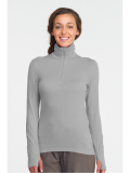Wmns Tech Top LS Half Zip