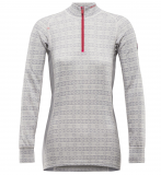 Alnes Woman Half Zip Neck