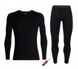 Mens 260 Tech LS + Leggings w/Fly SET
